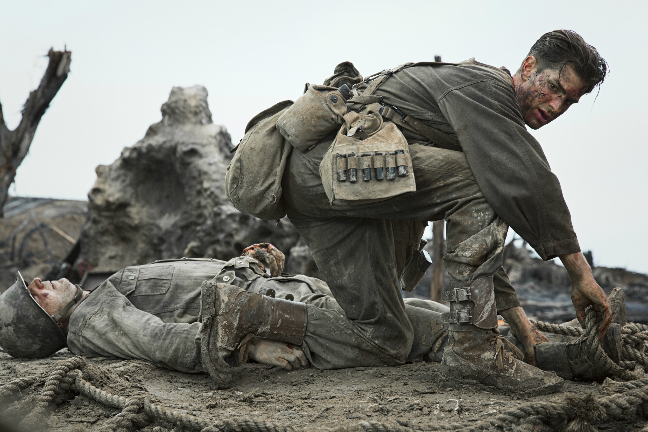 Hacksaw Ridge Will Andrew Garfield Ever Hold An Accent 812filmreviews
