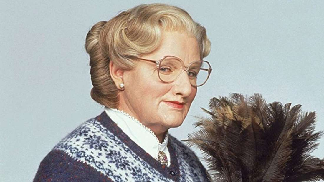 Mrs Doubtfire Is A Cathartic Robin Williams Autobiography 812filmreviews She is famous for popeye. mrs doubtfire is a cathartic robin