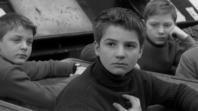 The 400 Blows:' Classic Film Review – 812filmReviews