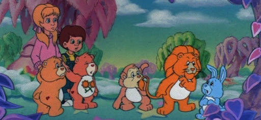 """Care Bears Movie"": Mickey Rooney"